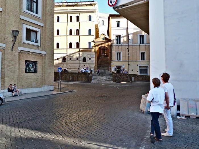 Near Vaticano