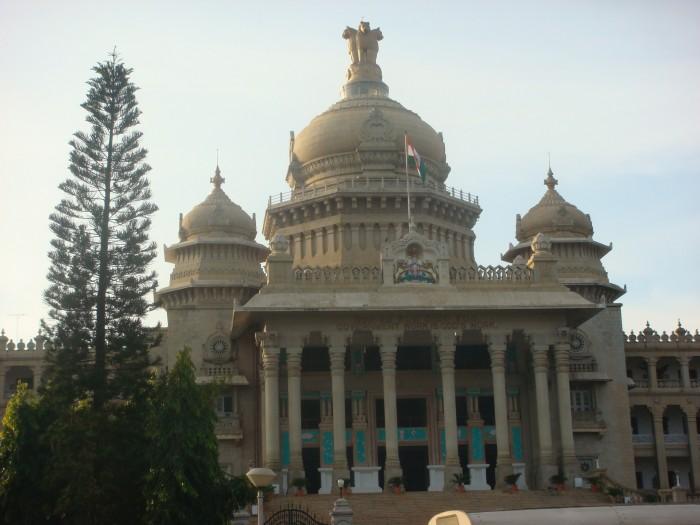 Karnataka Legislature (Vidhana Soudha)