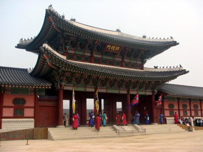 Gyeongbokgung Palace - 景福宮