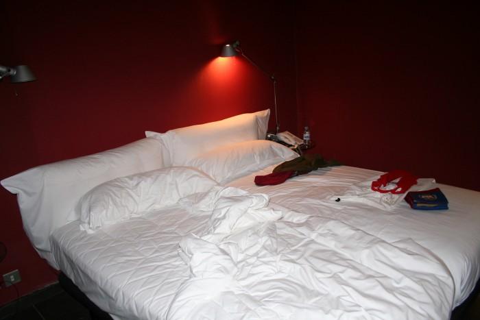 Hotel Casa Camper. Perfect!!