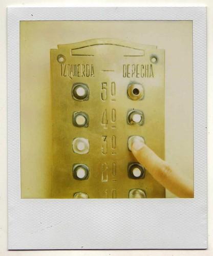 El timbre de mi casa :)