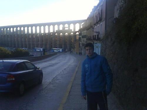 Aqüeducte de Segòvia