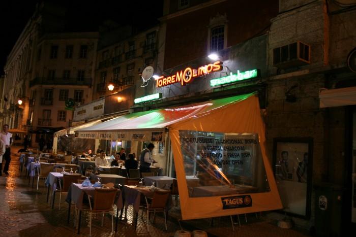 Torremolinos Restaurant in Lisbon :)