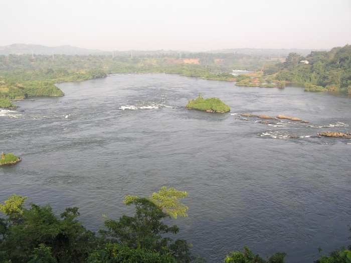 View from Nile Porch