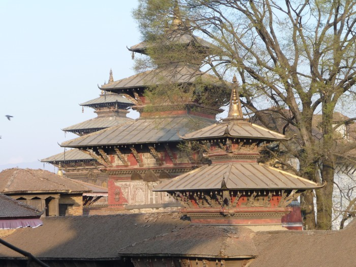 durbar square view