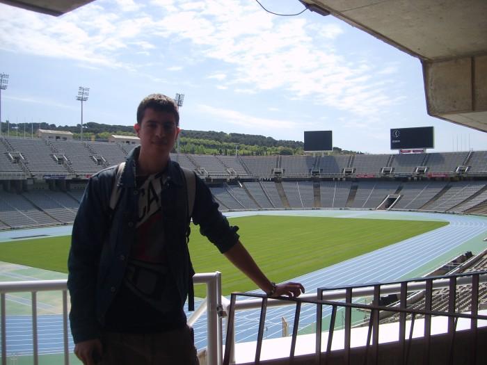 Estadio de Monjuic