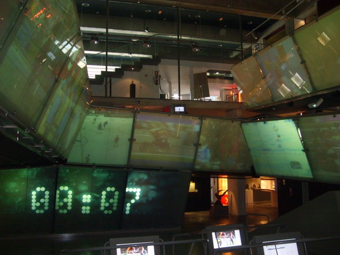 "Museo Olímpico ""Barcelona 92"""